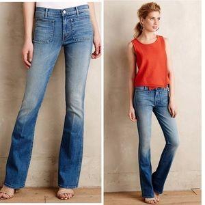MOTHER brand jeans The Patch Slacker size 25